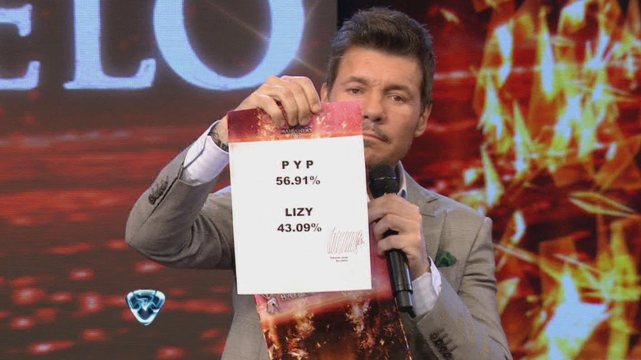 Showmatch 2014 – 6 de noviembre #Showmatch