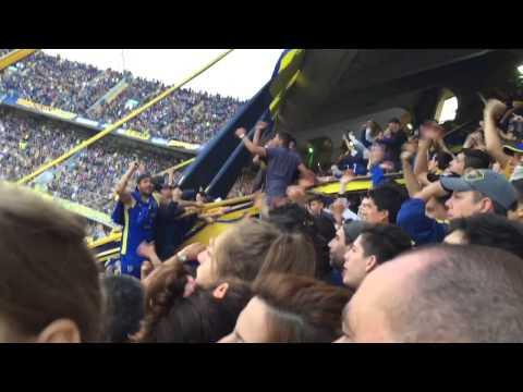 Video - Boca Banfield 2015 - Carnaval toda la vida / Señores dejo todo - La 12 - Boca Juniors - Argentina