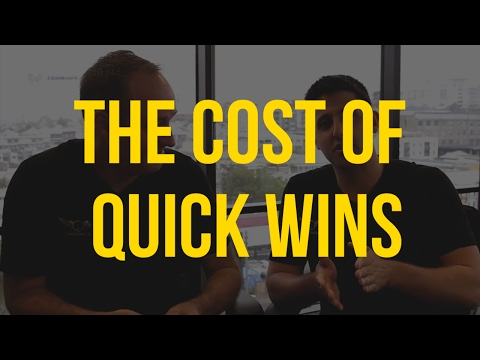 The Influencer Project Podcast | Episode 51: The Cost of Quick Wins