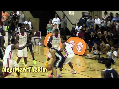 Battle Of The Best: Aaron Gordon vs Andrew Wiggins FULL HIGHLIGHTS!!! Nike Peach Jam Championship
