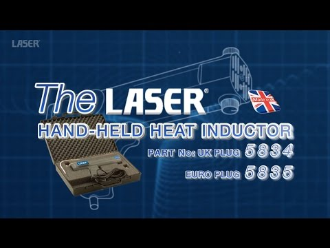 Hand-held Heat Inductor!