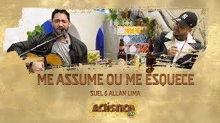 Video Suel e Allan lima - Me Assume ou Me Esquece (Acústico FM O Dia) MP3, 3GP, MP4, WEBM, AVI, FLV Oktober 2018