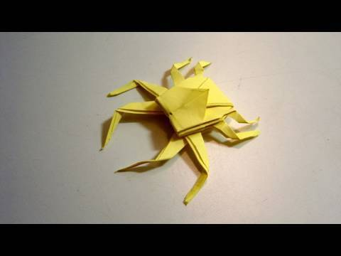 Insect Tutorial - 032 -- Spider Crab