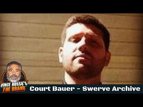 Court Bauer - WWE - Shoot Interview w/ Vince Russo - Swerve Archive (видео)