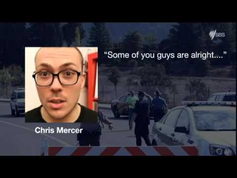 Anthony Fantano AKA theneedledrop was mistaken for the Oregon college gunman by Australian news channel 'SBS'. Really shows where we are with modern journalism.