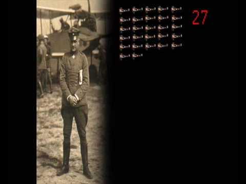 von Richthofen the red baron