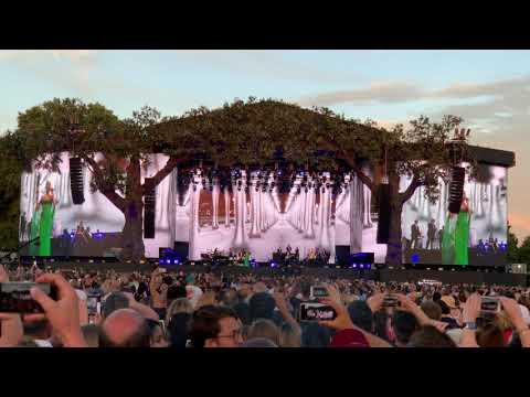Céline Dion - Pour Que Tu M'aimes Encore - Live in Hyde Park (4K)