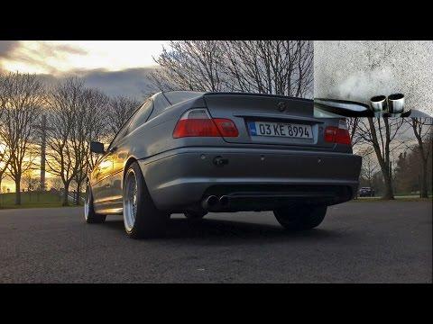BMW E46 320CI Magnaflow Exhaust