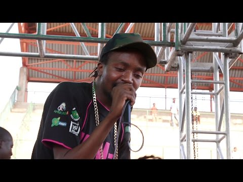 BAPZ Presents: Killer T At The MBare Netball Complex