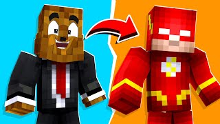 Minecraft - Playing As The FLASH In Crazycraft | JeromeASF