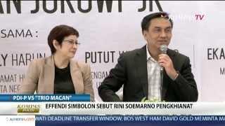 Video Effendi Simbolon Sebut Rini Soemarno Pengkhianat MP3, 3GP, MP4, WEBM, AVI, FLV November 2018