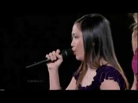 Charice & Celine Dion - Because You Loved Me