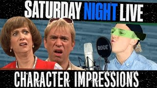 "I am a HUGE fan of Saturday Night Live (SNL) and I love the Saturday Night Live Original Characters! So here is some Impressions of Philip Green's favourite Saturday Night Live Character Impressions.Featuring SNL Target Lady Impression and The Californians SNL Impression, SNL Characters and Impressions are fabulous! Kristen Wiig is one of my SNL Saturday Night Live Character Impression inspiration! And I cant get enough of the Donald Trump Parodies!-------------------Why not show me your version, art or on social media?Patreon:        http://patreon.com/PhilipGreen (FOR EXTRA VLOGS)Merch:           NEW STORE COMING SOONWebsite:        http://www.philwgreen.co.ukInstagram:    https://instagram.com/philwgreenTwitter:          http://www.twitter.com/PhilWGreenFacebook:     http://www.facebook.com/philwgreenVine:              https://vine.co/PhilWGreen--------------------FAQ'sWhy are you ""hating"" on my favourite artist?Remember, the meaning of ""Parody"" does not mean ""hate"" or ""dislike"". It is an imitation of the style of a particular writer, artist, or genre with deliberate exaggeration for comic effect. For example: If there is a hat in the original. Making the hat ridiculously big would make it a parody! The artists and songs I decided to do parodies about is because I am a HUGE fan of them.Why are your videos low budget compared to other parody, spoof, sketch YouTubers?Everyone has to start somewhere, and in the long run I hope to get better at developing my parodies, sketches and impression videos. Do not compare peoples chapter 10 to my chapter 1. YouTube is a big space, there is space for everyone.Where you on Britain's Got Talent?Yes, back in 2013 I was in the semi finals of Britain's Got Talent. It was an amazing experience and enjoyed showing some of my early impressions to the British public. Without it, I wouldn't be doing YouTube.Who inspires you? Who are your favourite YouTubers?I get a lot of my inspiration from brilliant shows like Saturday Night Live, French and Saunders, many comedy movies and fabulous YouTubers like Grace Helbig, Jenna Marbles and Pewdiepie.Who is your favourite impression to do?It often changes a lot. I started learning Lois Griffin first when I was in college, by just mucking around. However, my favourite changes from time to time. From Jennifer Aniston to Ellen, I enjoy them all.--------------------Secret Quote Of The Week: ""Universe hear me!""End of Description."
