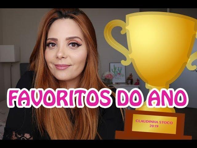 OS MEHORES COSMÉTICOS DE 2019 - Claudinha Stocco