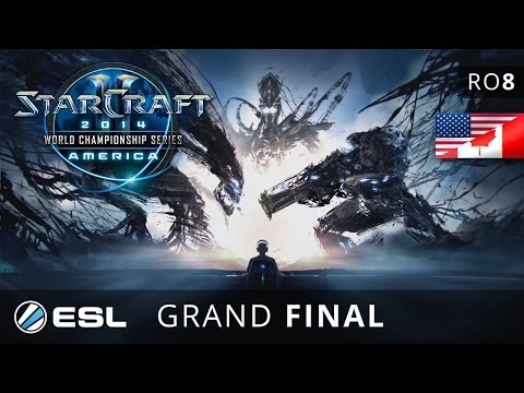 America - Follow the whole series on http://www.StarCraft2.com/WCS http://www.twitter.com/esl http://www.facebook.com/esltv.