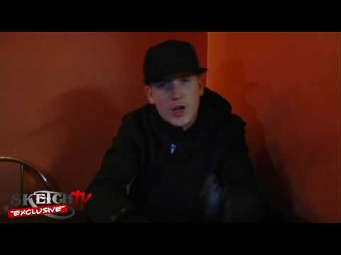 Video Strapzy Interview Freestyle &amp; Mini Video - By CameraMan Sketch