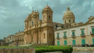 Noto Italy  City new picture : ITALY Noto, Sicily (hd-video)