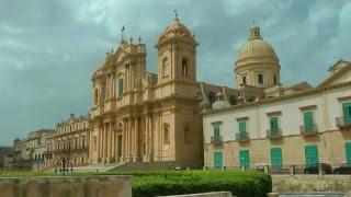Noto Italy  city photos : ITALY Noto, Sicily (hd-video)