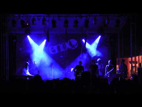 motet - live at Camp Barefoot 2012 - Bartow, West Virginia.
