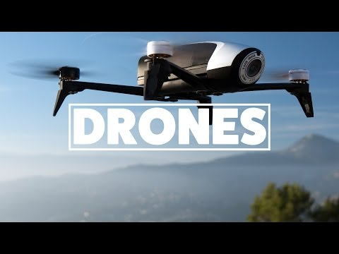 Top 4 Drone Inventions for 2016