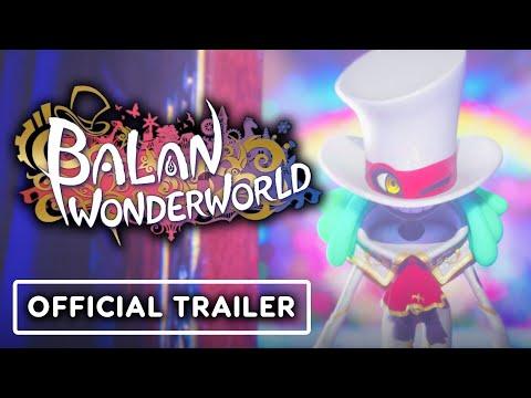 Balan Wonderworld - Official Announcement Trailer   Xbox Showcase 2020