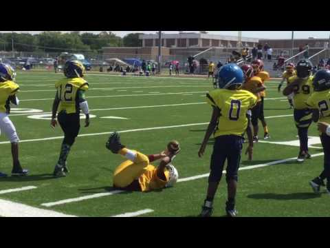 Fort Worth Wolverines vs. Killeen Trojans Part Four 08-06-17