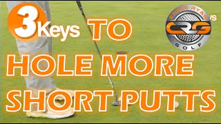 Video 3KEYS TO HOLE MORE SHORT PUTTS MP3, 3GP, MP4, WEBM, AVI, FLV Agustus 2018