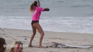Смотреть соревнования по серфингу теперь смысла нет