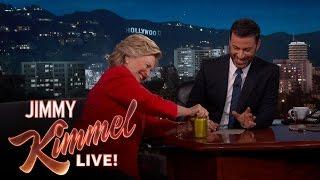 Hillary Clinton Proves She's in Good Health