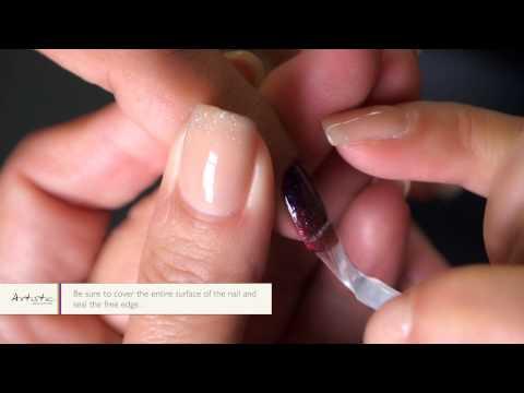 Artistic Colour Gloss Nail Art: Quick & Easy Color Fade