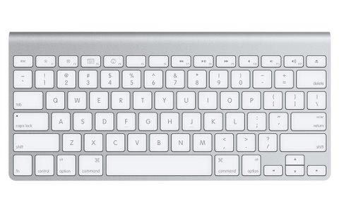 Tastiera tipo mac per pc hardware upgrade forum - Tastiera del letto ...