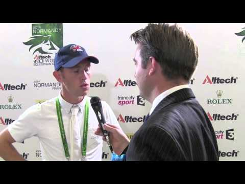 WEG showjumping: Scott Brash talks to H&H [VIDEO]