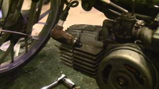 8. How to get an Old Moped Running/First Things to Check (Compression & Spark Tests, Troubleshooting)
