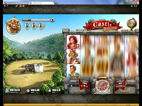 Castle Builder Slots (Real Money Review)