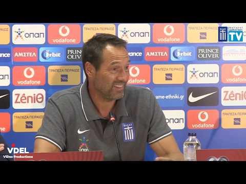 """Video - Ελλάδα - Φινλανδία, Φαν'τ Σιπ: """"Να δούμε πάλι το γήπεδο γεμάτο!"""""""