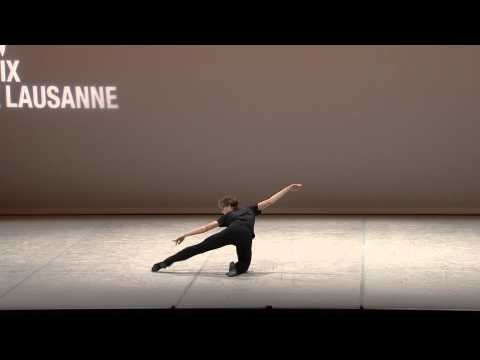 Jarod Curley - 2015 Prix de Lausanne Finalist - Contemporary variation