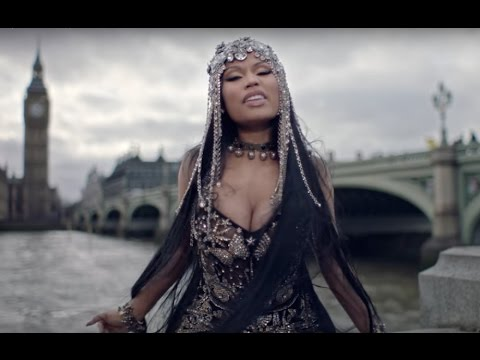 Nicki Minaj, Drake, Lil Wayne - No Frauds Music Video