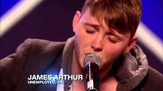 Best auditions Ever - James Arthur - YouTube
