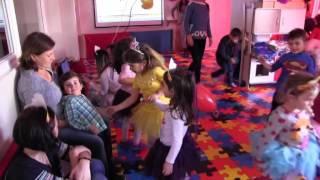 Altınkum Çocuk Akademisi Serda Ermurat'ın yaş günü.