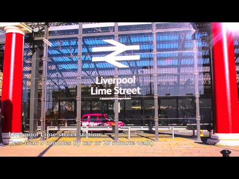 Wideo Embassie Liverpool Backpackers
