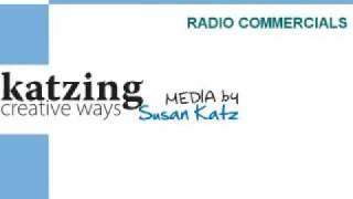 Radio Commercials—Susan Katz
