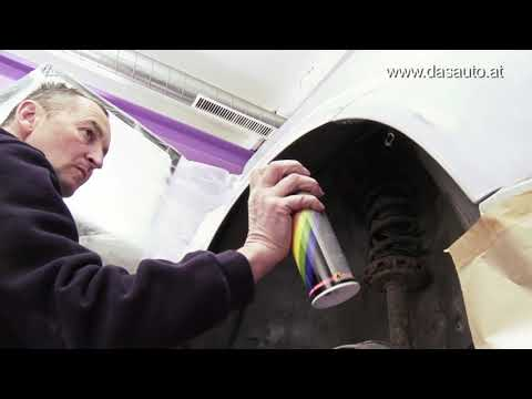 dasAuto Easy Repair – Rost und Rostlöcher reparieren [HD] – DiY