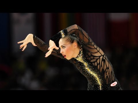 Rhythmic Worlds 2011 Montpellier - Hoop and Ball Finals - We are Gymnastics! (видео)