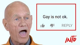 Video Old Gays Read Mean Comments MP3, 3GP, MP4, WEBM, AVI, FLV Mei 2019