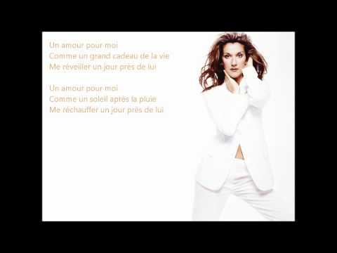 ♫ Un amour pour moi - Céline Dion [MELANIE 1984]