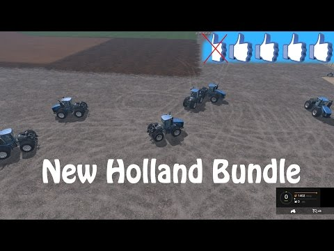 New Holland Bundle v0.95 BETA