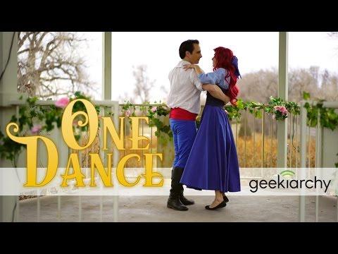 "Deleted Disney: ""One Dance"" Little Mermaid Cover"