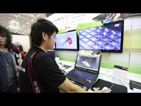 Computex 2015 : ตอบโจทย์การทำงานอย่างมืออาชีพด้วย MSI WT72 20L