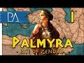 RISE OF PALMYRA - Empire Divided DLC - Total War: Rome 2 - Palmyra Campaign #1