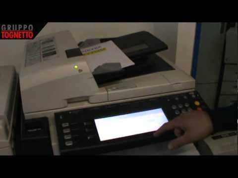 Kyocera KM-C2525E - Funzioni copiatrici della macchina